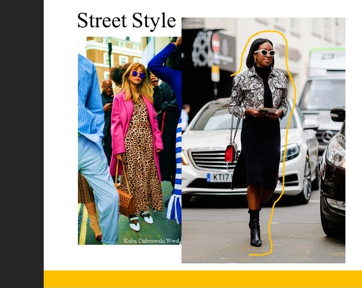 Animal print Street